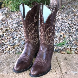 Ariat Round Toe Cowgirl Boots Ariat Western Boots
